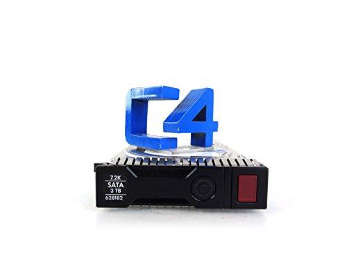 BND- SDV 628182-001 SDV HARD DRIVE,3TB 3.5 7.2K 6G MDL SC SATA by HP
