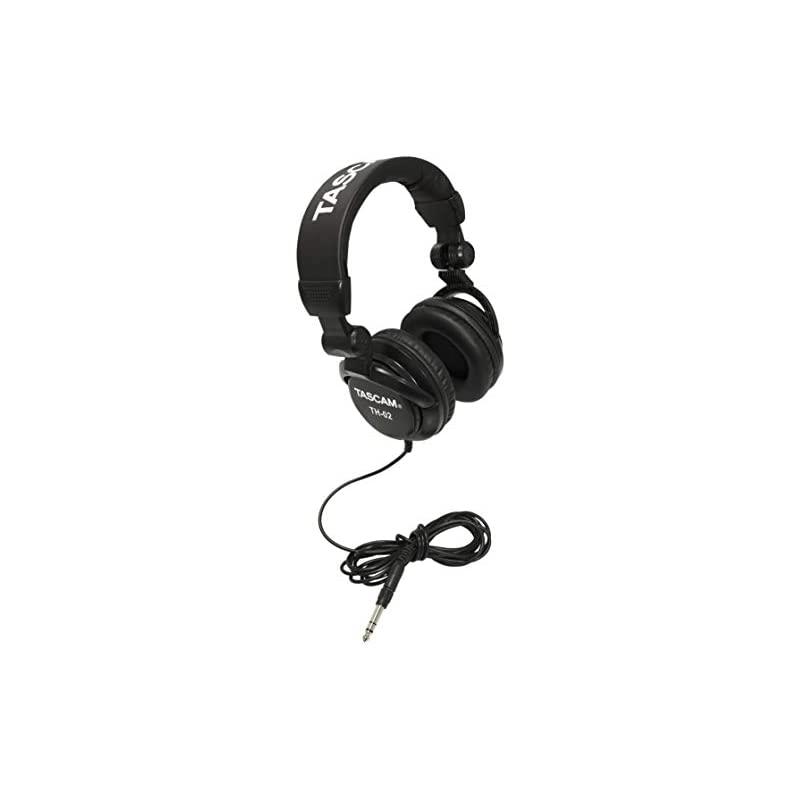 Tascam TH-02 Closed Back Studio Headphon