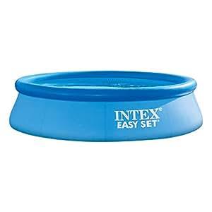 Intex 28120 Easy Set Swimming Pool - Blue