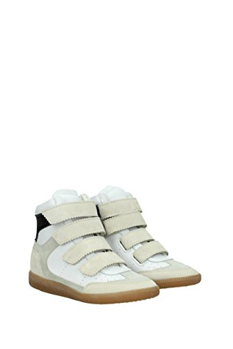 Bilsy Sneakers bk003717p026s Marant Beige Isabel Eu Donna Pelle T6S5EpSwqP