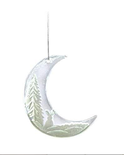 Sunset Vista Glass Moon ()