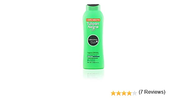 Tulipan Negro 1165-99017 Fragancia Original Gel Ducha, 720 ml ...