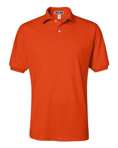 jerzees-50-50-mens-56-oz-jersey-polo-with-spotshield-burnt-orange-xxxxx-large