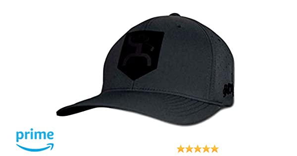 524def28d9108 Amazon.com  HOOey Golf Dark Grey w Patch - YOUTH  Clothing