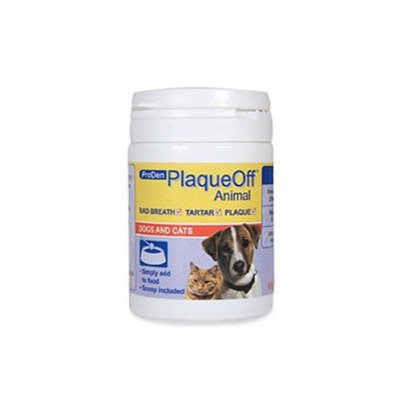 Proden PlaqueOff for Dogs and Cats 0 gram Size: 180 gram, My Pet Supplies
