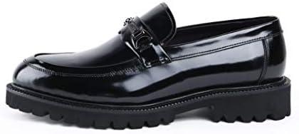 JTQMDD Zapatos Bajos de los Hombres de Negocios, Zapatos