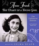 Anne Frank: The Diary of a Young Girl: The Definitive Edition [Audiobook, Unabridged] [Audio CD]