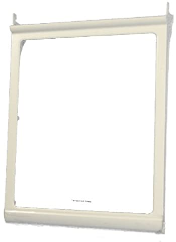 LG Electronics AHT72996107 Refrigerator Shelf, White