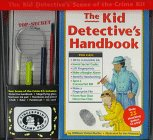 The Kid Detective's Handbook and Scene-Of-The-Crime Kit