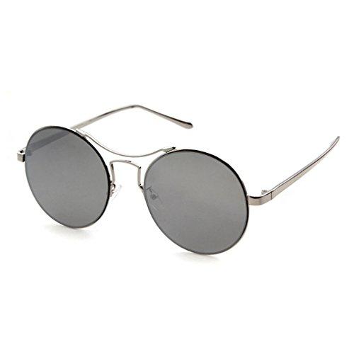 LOMOL 2016 New Girls Fashion Trendy Cute Colorful UV Protection Round - Uk Promotional Sunglasses