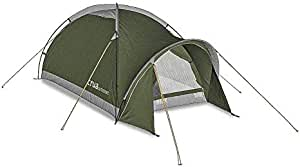 Crua Duo Combo Tent: Waterproof Hiking Camping Durable, Breathable Insulated Expedition Setup, 2 Person Tent with Aluminum/Air Frame (Combo) …