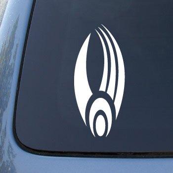 Borg Collective - Star Trek - Car, Truck, Notebook, Vinyl Decal Sticker #2557 | Vinyl Color: White