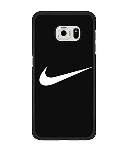 Nike Samsung Galaxy S6 Edge Coque Etui Case, [NOT for S6], Anti Slip Thin Rugged Protection Coque Etui Case Fit for S6 Edge