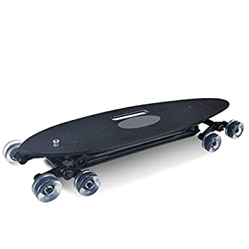 sakj-b 8 Ruedas Stair-Rover Longboard Skateboard Street Freeride Long Board Downhill Skate Board para City Surfing: Amazon.es: Deportes y aire libre