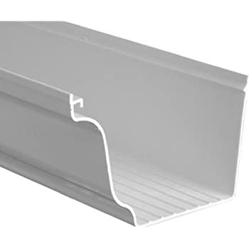 Genova Products Tv344892 5x10 Wht Vinyl Gutter Gutter