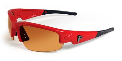 NFL Atlanta Falcons Dynasty Sunglasses, Red/Black