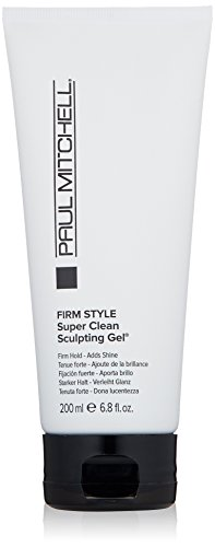 - Paul Mitchell Super Clean Sculpting Gel,6.8 Fl Oz