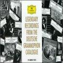 Legendary Recordings from the Deutsche Grammophon Catalogue