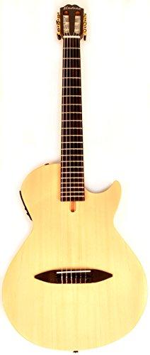 Hadean EA-100 NA Semi Hollow Body Guitar (Semi Hollow Body Electric Bass)