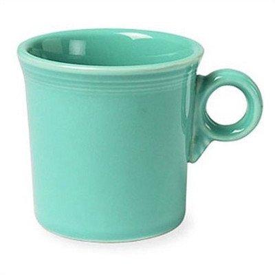 10 25 oz  Mug [Set of 4] Color: Turquoise
