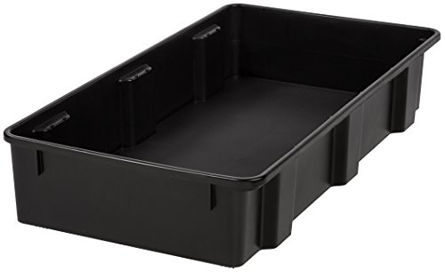 IRIS Large Trunk Tray Black