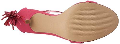 Fuschia Aldo Sandal Celena High Piece Heel Women's 2 rn1rWq08