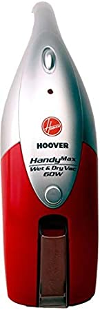 Hoover 60 Watts Handy Max Wet and Dry Handheld Vacuum Cleaner (Model: HH660WD)