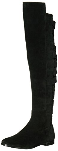 Nine West Eltynn, Women's Eltynn Black Suede