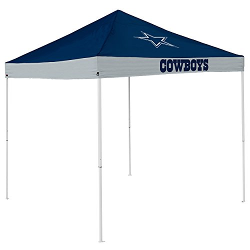NFL Dallas Cowboys Economy Tent Economy Tent, Navy, One (Dallas Cowboys Clearance)