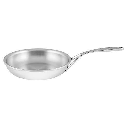 Demeyere Atlantis Proline 9.4-inch Stainless Steel Fry Pan ()