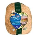 Healthy Ones Honey Roasted and Smoked Turkey Breast, 6.5 Pound -- 2 per case.
