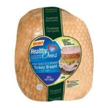 Healthy Ones Honey Roasted and Smoked Turkey Breast, 6.5 Pound -- 2 per case. by Armour Eckrich