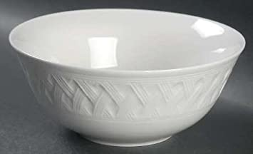Martha Stewart French Cupboard Soup/Cereal Bowl Fine China Dinnerware & Amazon.com | Martha Stewart French Cupboard Soup/Cereal Bowl Fine ...