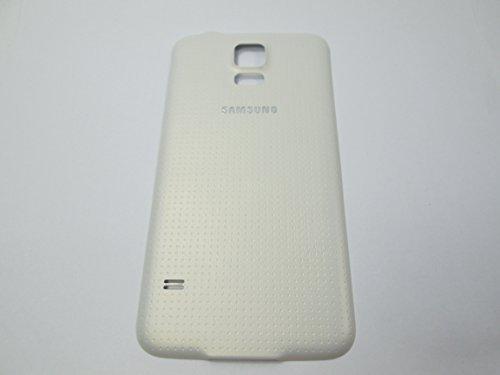 New OEM Battery Cover Back Door for Samsung Galaxy S5 i9600 SM-G900A SM-G900T G900V G900P White
