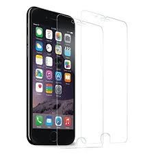 GreenField Apple iPhone 6 , iPhone 7 Ballistic Glass Screen Protector [2-Pack]...