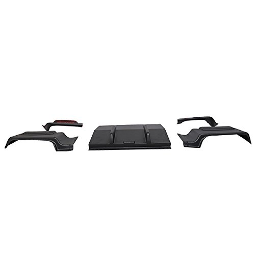 For 11-14 Subaru Impreza WRX STi Rear Bu - Aero Rear Diffuser Shopping Results