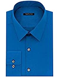 Men's Flex Collar Slim Fit Stretch Dress Shirt