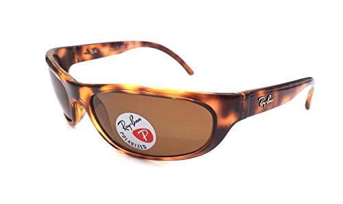 Ray-Ban Predator RB4033 - 647/47 Polarized Sunglasses (Sunglasses Predator Wrap)