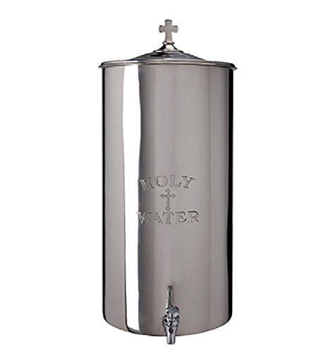 Holy Water Receptacle- 10 gal by Christian Brands