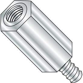 6-32X15/16 One Quarter Hex Male Female Standoff Aluminum, Pkg of 1000 (141506HMA)