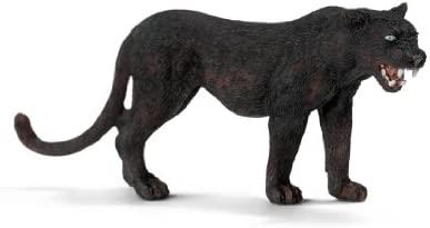 Papo 50026 Nero Leopardo Figura,