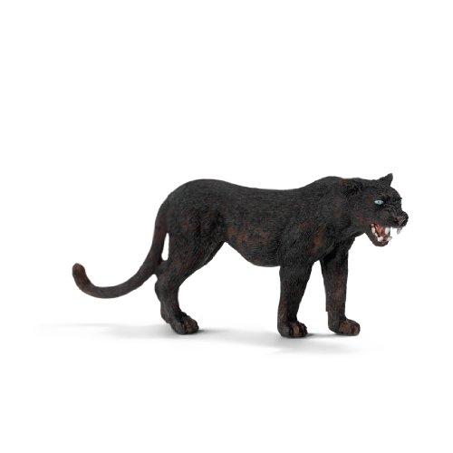 Schleich North America Black Panther Figure