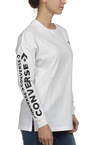 Blanco Algodón A01 White Converse Optical 102 Niño 10008353 Zapatillas De Para X5vv8wq