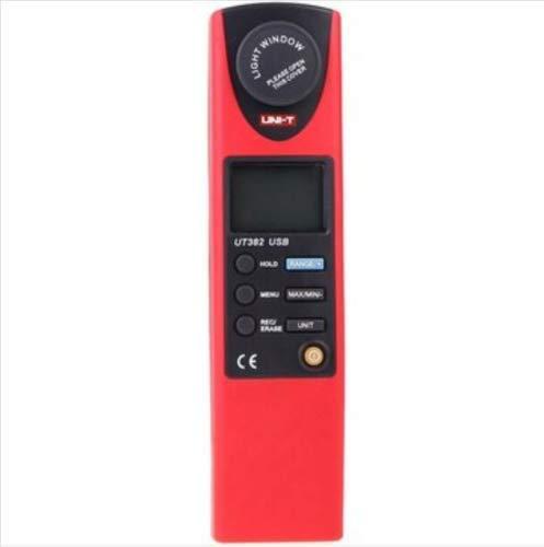 UNI-T UT382 LCD Display Digital Lux Light Meter Luxmeter Illuminometer by UNI-T
