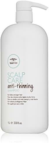 Tea Tree Scalp Care Anti-Thinning Shampoo, 33.8 Fl Oz
