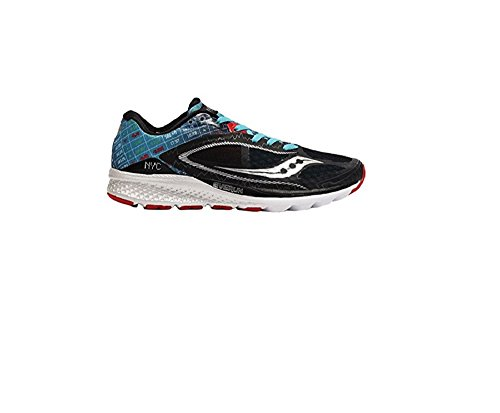 2015 new Saucony Women's Kinvara 7 Running Shoe Black great deals sale online mPv2u46VRp