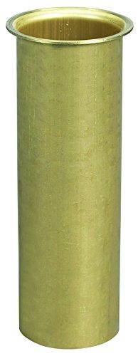Moeller Drain Tubes, Brass, 6