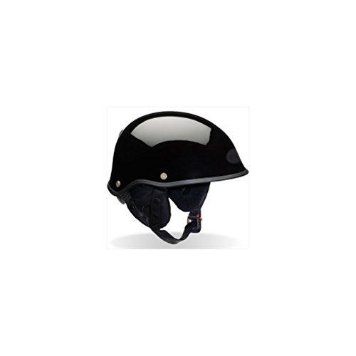 Bell Drifter DLX Black Half Helmet - Medium