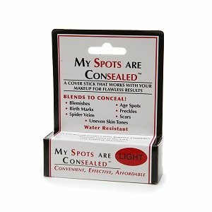 My Spots Are Consealed 0.17oz./5ml Shade Warm Beige by My Spots Are - Regency Stores Mall