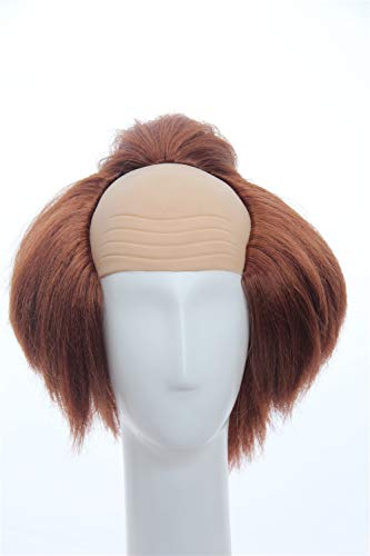 Weave Wigs –Halloween Copper Brown Clown